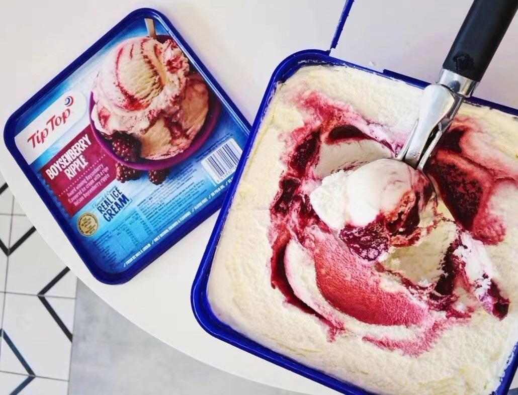 冰淇淋进口清关案例--森道尔