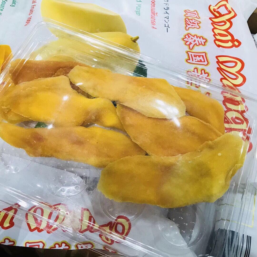 泰国芒果干进口案例,芒果干进口报关代理